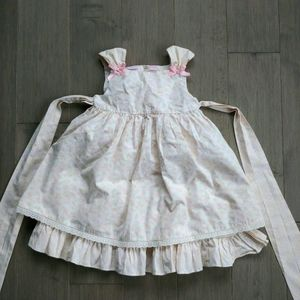 Ring Around The Rosie Dress with Layers/Tulle, 3T
